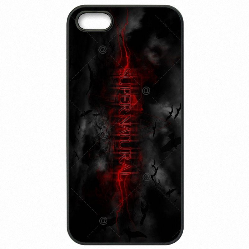 Protective Phone Bags Supernatural TV Show Quotes logo Art For Xiaomi Redmi 3 Les Nouvelle