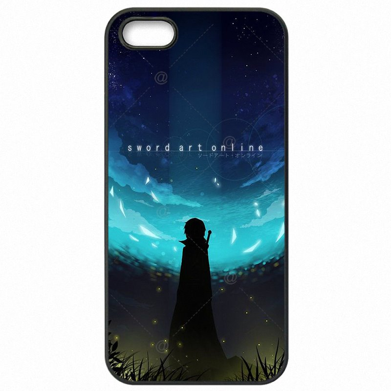 Plastic Phone Fundas Sword Art Online Kirito Asuna SAO Art Japan Anime For Huawei P9 Lite 5.2 inch New Arrival