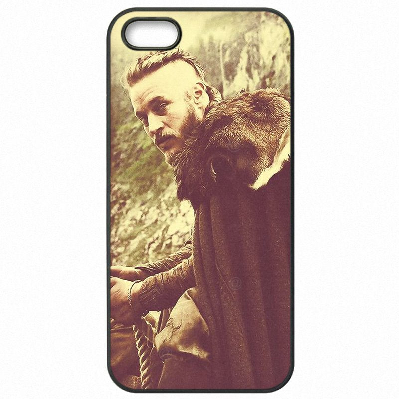 Professional For Sony Xperia X TV Series Ragnar Lothbrok Vikings Poster Print Mobile Phone Capa
