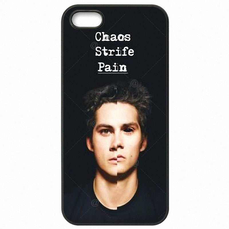 Cell Phone Cover Fundas TV Show Teen Wolf Stilinski Dylan O'Brien For Moto E2 XT1527 Deliver
