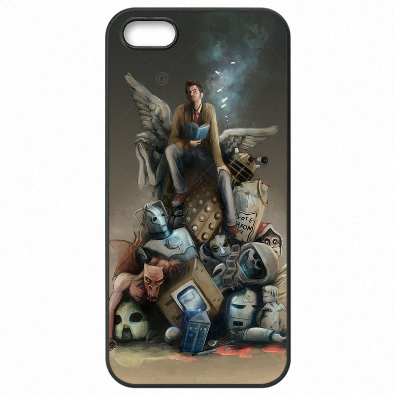 Accessories Pouches Bags Shell For Huawei P10 Lite Tardis Doctor Who With David Tennant Mall