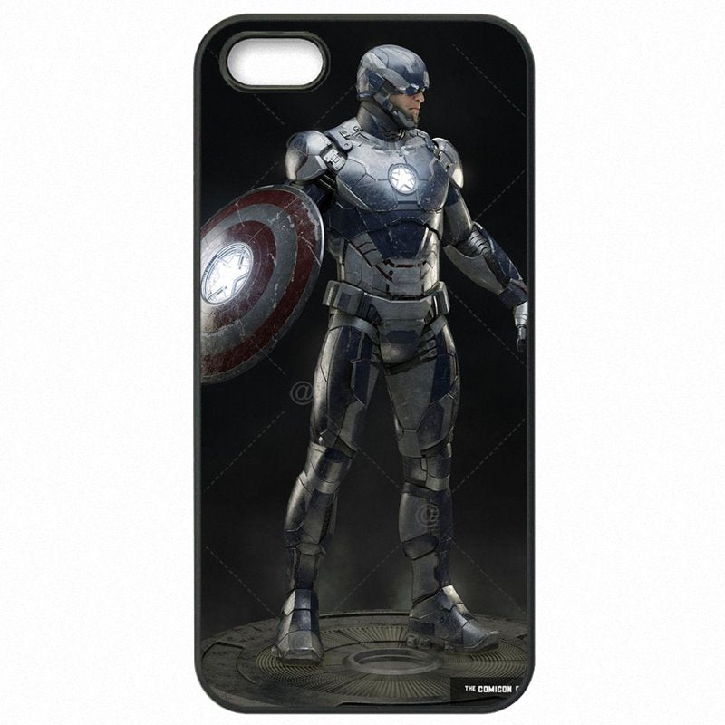 Protector Phone Skin For Xiaomi Redmi 3 5 inch The Avengers movie Superhero iron man Robert Downey Jr Mall