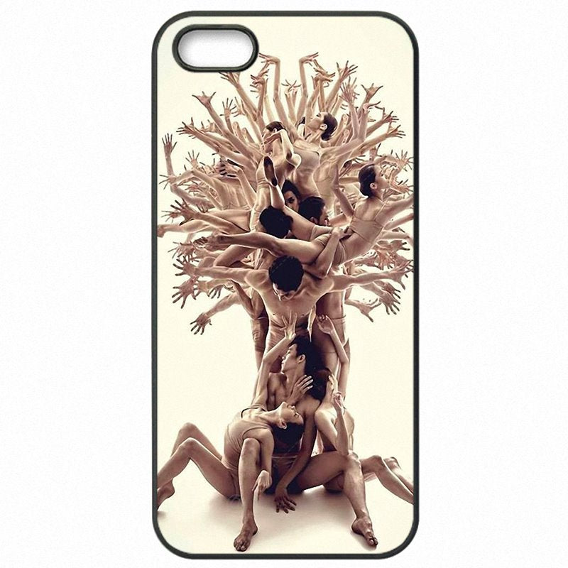 Hard Plastic Phone Case For Sony Xperia M2 D2306 The Ballet Girl Sexy woman Dance Pattern Art First