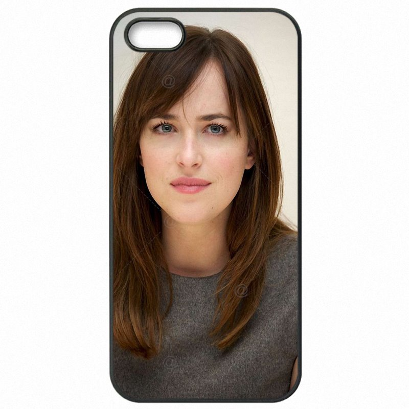 Cheap For Galaxy A8 2015 The Best Beauty Looks Dakota Johnson Hard Plastic Phone Skin Case