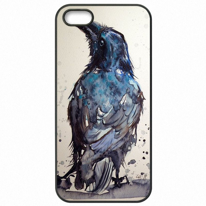 For Google Case Mobile Phone Skin Case The Black Crow Art Pattern Print For LG Google Nexus 8 Boy