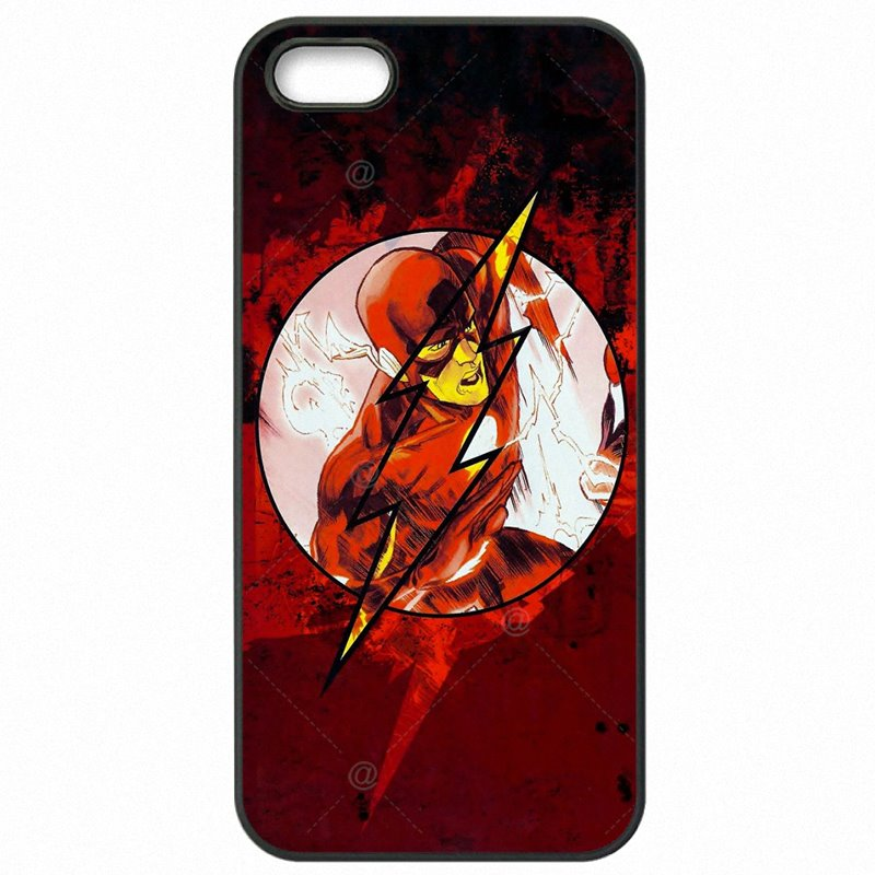 Accessories Phone Fundas For Sony Xperia XA F3113 The Flash Tv Series Show Logo Art Barry Allen Super Heroes Quick