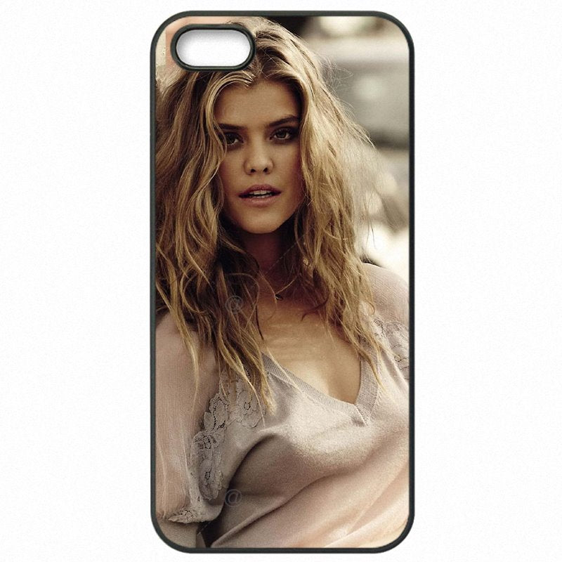 Prezzo The Hottest Photos Of Nina Agadal For iPhone 6S Plus A1634 Cell Phone Bags Case