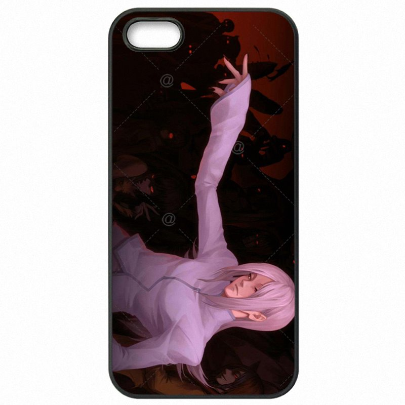 Hard Plastic Phone Case The King of Fighters Saiki Art For LG Fortune Best Sale