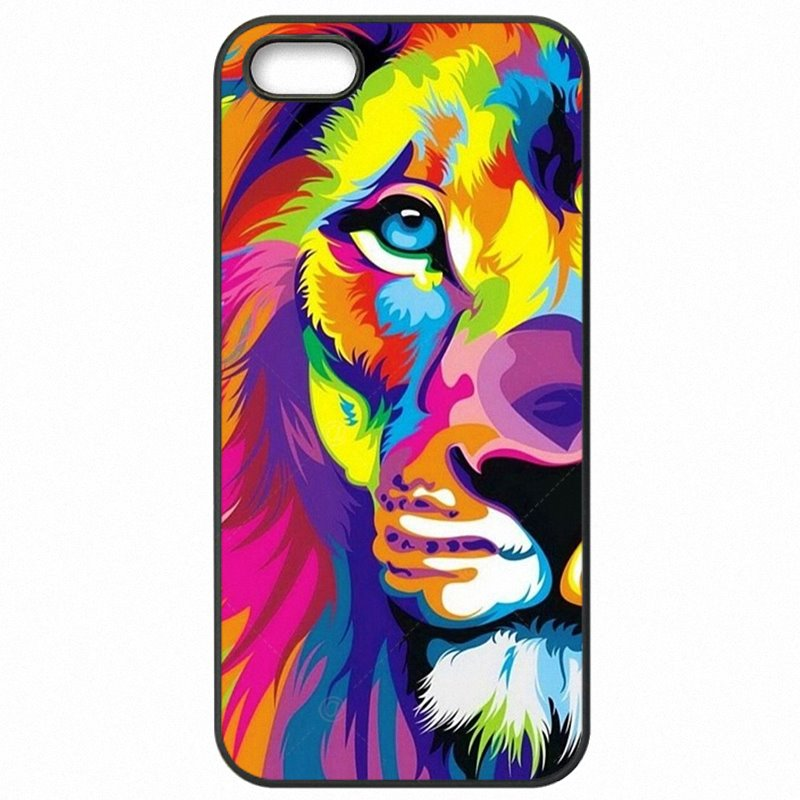 Tous Les For Huawei P10 Lite The Lion King Golden Art Animals Pattern Protective Phone Cases Cover