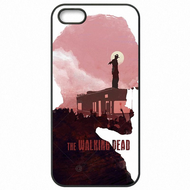 Mobile Pouch Bags Shell For Sony Xperia XA F3112 The Walking Dead game Poster Pattern Shop