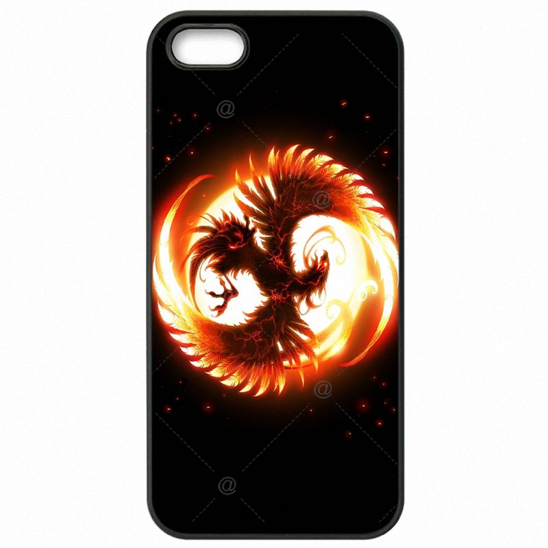 Deals For LG K10 X400 The rising Fire Phoenix bird Art Print For LG Case Accessories Phone Skin
