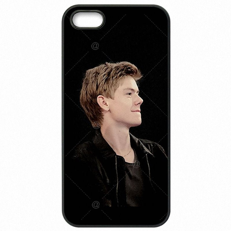 Lightest Thomas Sangster London British actor Star For Nokia Lumia 830 Hard Mobile Phone Case