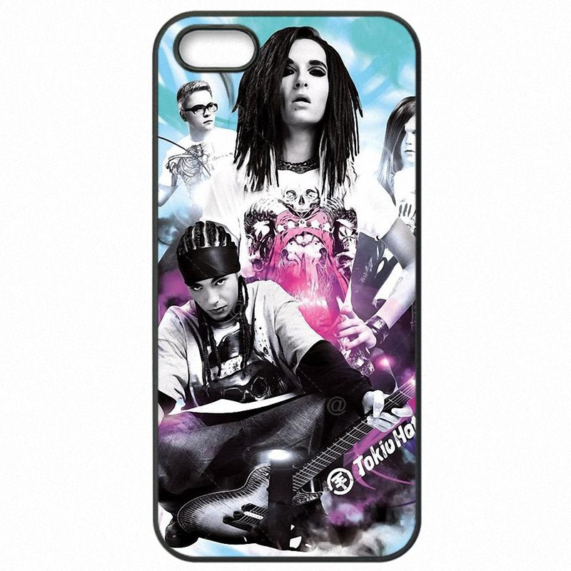Store For Nokia Lumia 830 Tokio Hotel German rock bands Mobile Pouch Shell Case