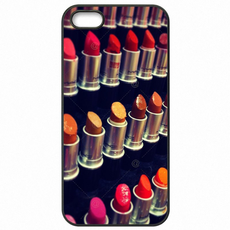 Hard Phone Cover For Galaxy J7 Prime Tools Lipstick Printing Beauty Girl Makeup Set Art JR