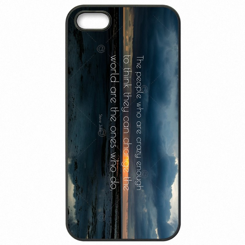 Accessories Phone Skin Top Inspiring Quote Steve Jobs Quotes For iPod Touch 6 4 inch Colorful