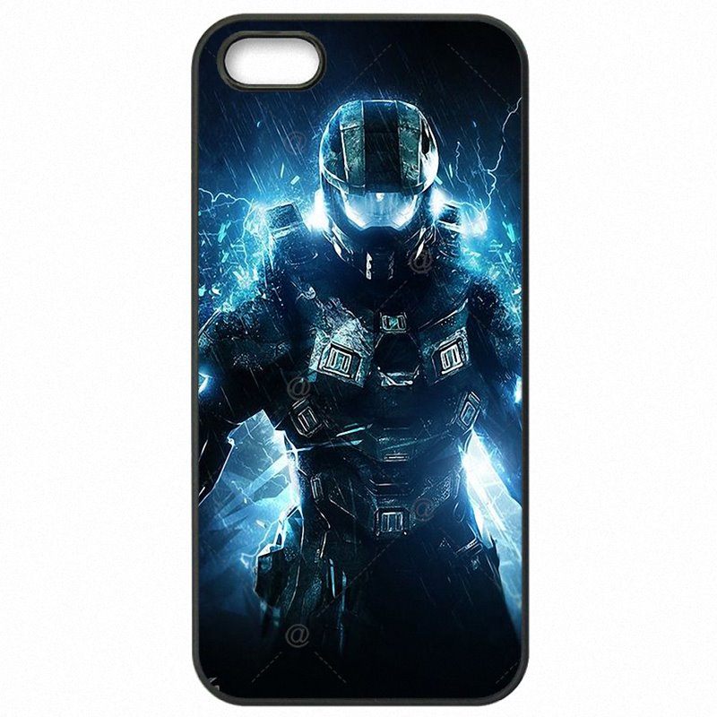Hard Mobile Phone Cases For Huawei Honor 6 Top brand Halo 5 GUARDIANS Art Poster Upcoming
