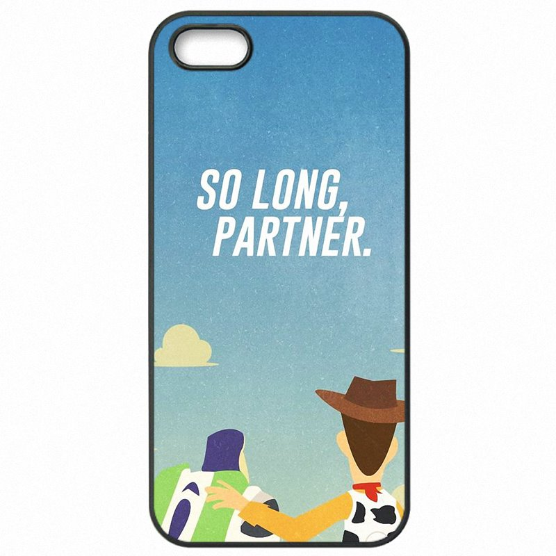 Hard Mobile Phone Cover Fundas Toy Story 3 Buzz Lightyear Woody For Huawei Honor 5C 5.2 inch Better