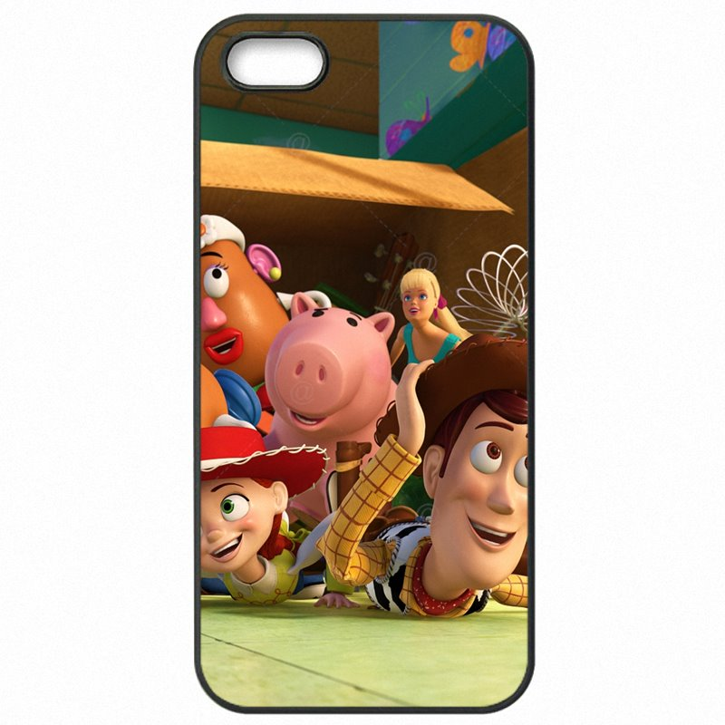 Closeout For LG Phoenix 3 Toy Story 3 Buzz Lightyear Woody Hard Mobile Phone Case