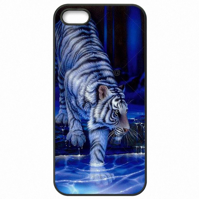 Expensive Trippy Feral Digital Tiger fractal Fractalius Art Print For Sony Xperia XA F3115 Accessories Pouches Case Capa