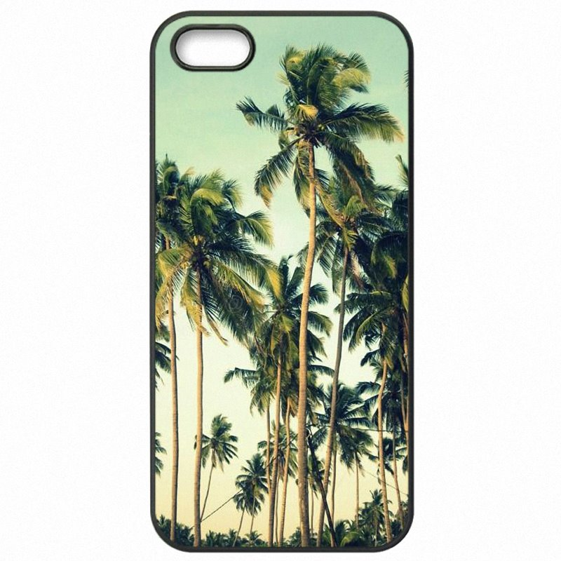 Hard Plastic Phone Covers Tropical Beach Palm leaves Trees Stand Art For Xiaomi Redmi Note 3 Buying