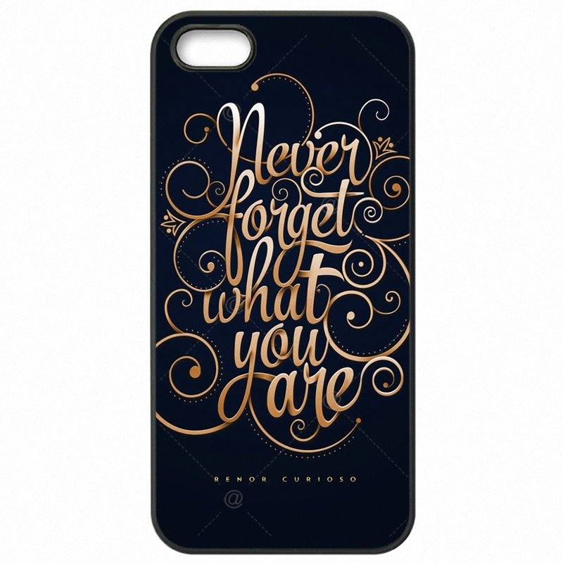 Amazing For Galaxy A3 2016 A3100 Typography design inspiration Quote Hard Plastic Phone Bags Shell