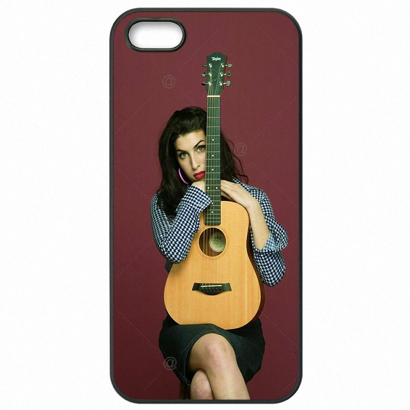 Protective Phone Cover Shell For Galaxy S4 Mini I9190 UK Girl Singer Amy Winehouse Art Adorable