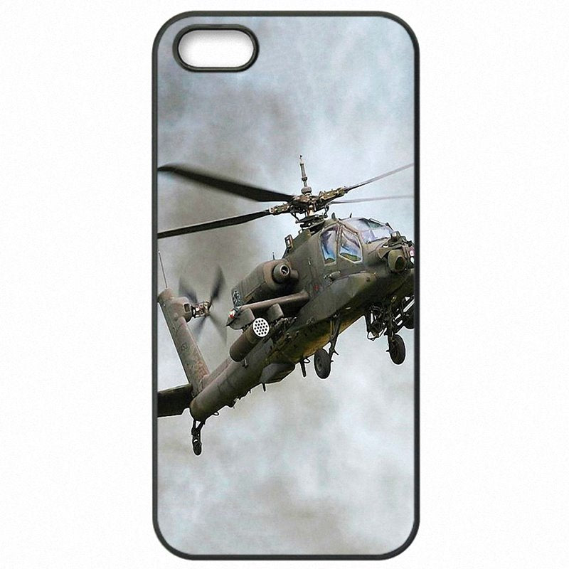 Protective Phone Covers Case US Apache attack helicopter European Tiger For Nokia Lumia 650 Top
