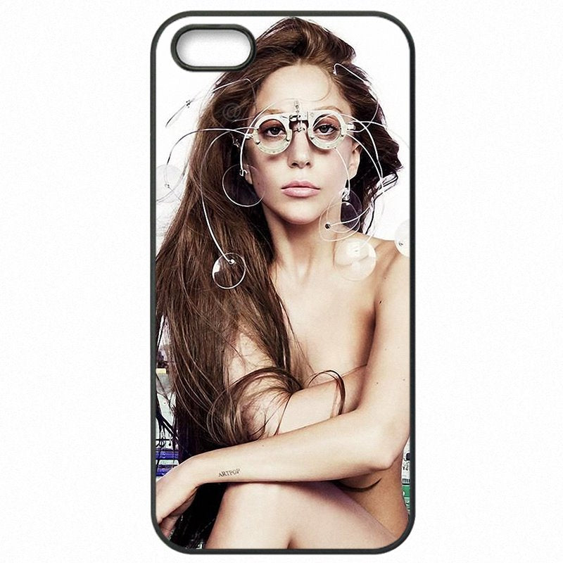 Super Cheap USA Looking Lady Gaga Theme Sexy Girl Pop Art For Sony Xperia Z4 Mini Plastic Phone Shell