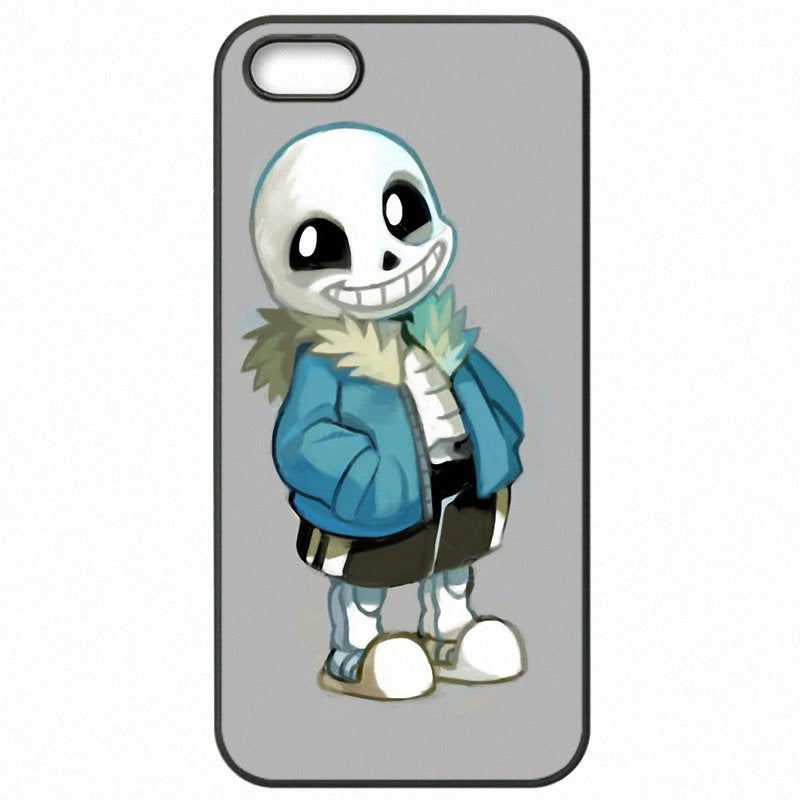 Destockage For Galaxy J7 2015 J700 Undertale Sans and his puns Anime Game Cell Phone Shell