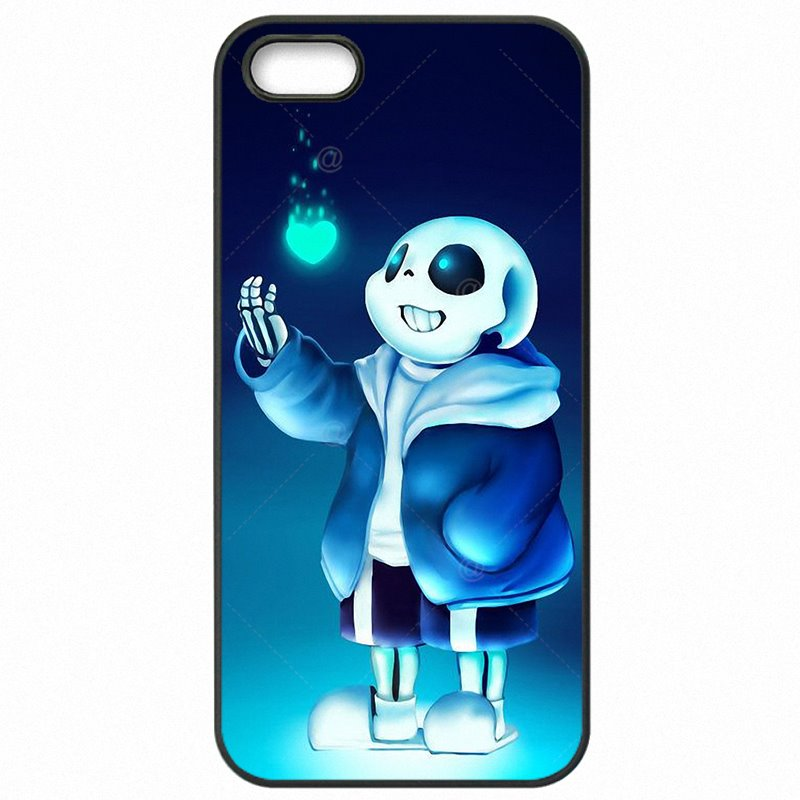 Protector Phone Coque For iPhone 6S 4.7 inch Undertale Sans and his puns Anime Game Junior