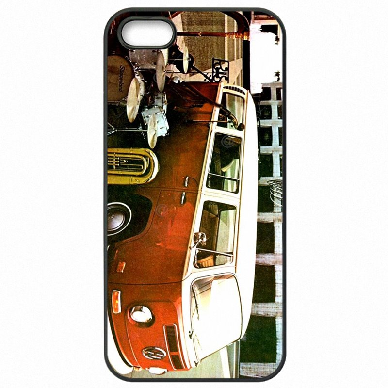 Protector Phone Case For Xiaomi Redmi Note 3 Pro VW Volkswagen Bus Mint Art Printing Print Outlet