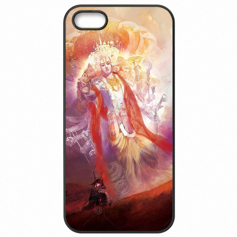 Outlet For Moto G5 Plus XT1681 Vintage Krishna Avatars Hindu God Protective Phone Cover Skin