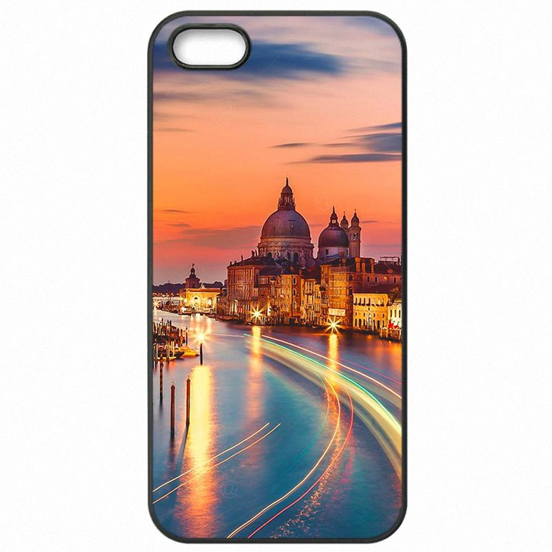 Very Cheap Water City Venice Italy Sunset Print For Galaxy Core Prime G360AZ Protector Phone Accessories