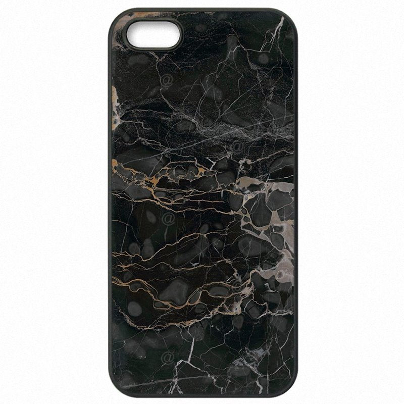 For Mens White Black Marble Stone texture patter For LG K10 LV5 Mobile Pouch Cover For LG Case