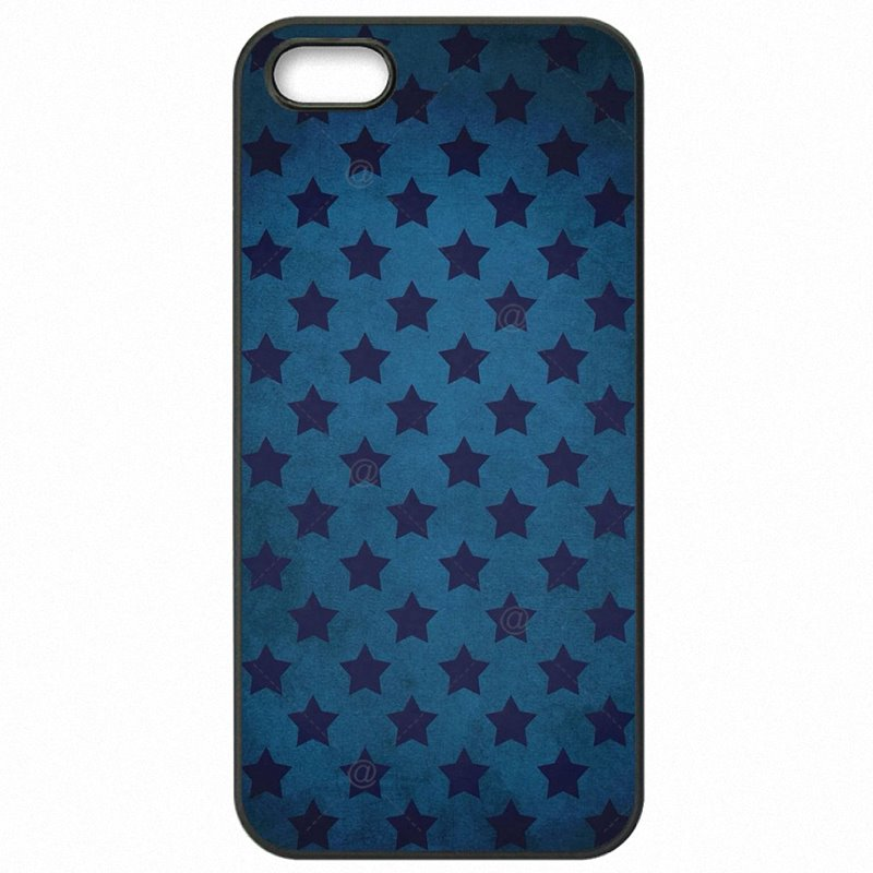 Amazing White Stars On Navy Blue Pattern Collage For Nokia Lumia 650 Accessories Phone Cases