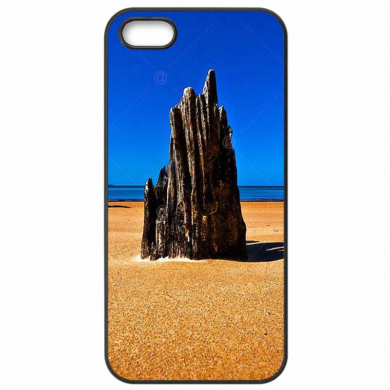 Mobile Pouch Bags Shell For Lenovo A 2010 Wilsons Promontory Australia Print Clear