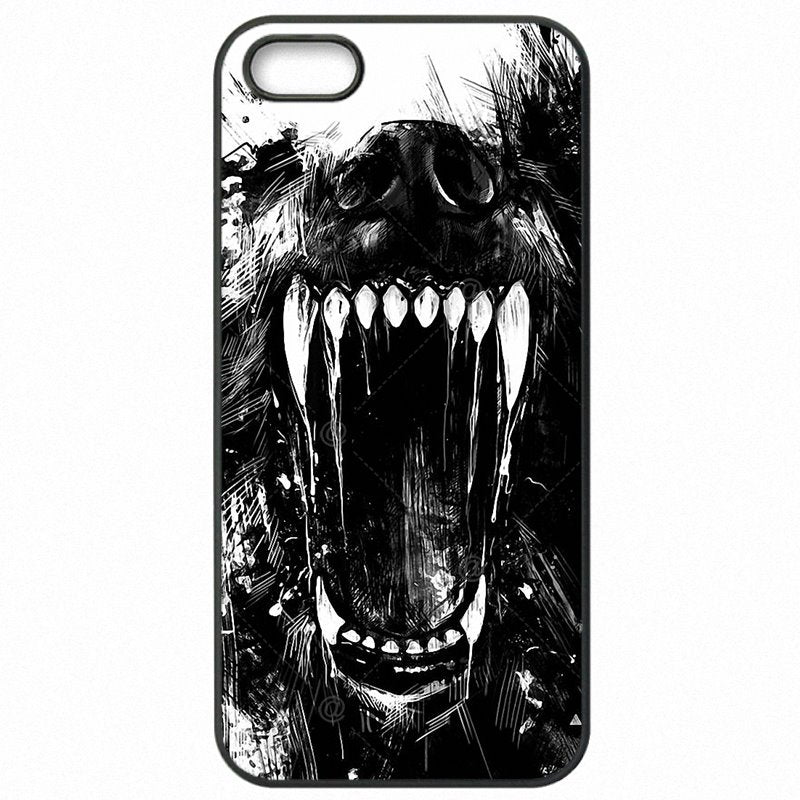 Mobile Pouch Covers For Meizu M3 Note 5.5 inch Wolf Wolves and Spirit Animal Print Super Cheap