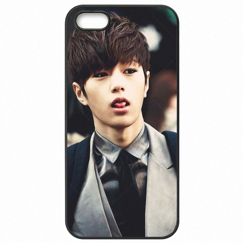 Cell Phone Covers Case For Sony Case Woohyun MyungSoo Infinite Kpop Sunggyu Kim Sung Kyu For Sony Xperia Z3 Dual For Mens