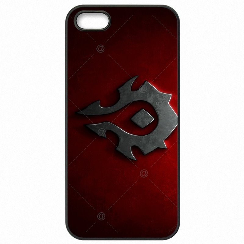 Hard Mobile Phone Fundas For LG G4 5.5 inch World of warcraft WOW Games Logo Art Poster Shop