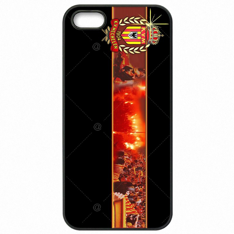 Best Looking For iPhone 6S Plus 5.5 inch Y.R. K.V. KV Mechelen Belgium Football Logo Accessories Pouches Case