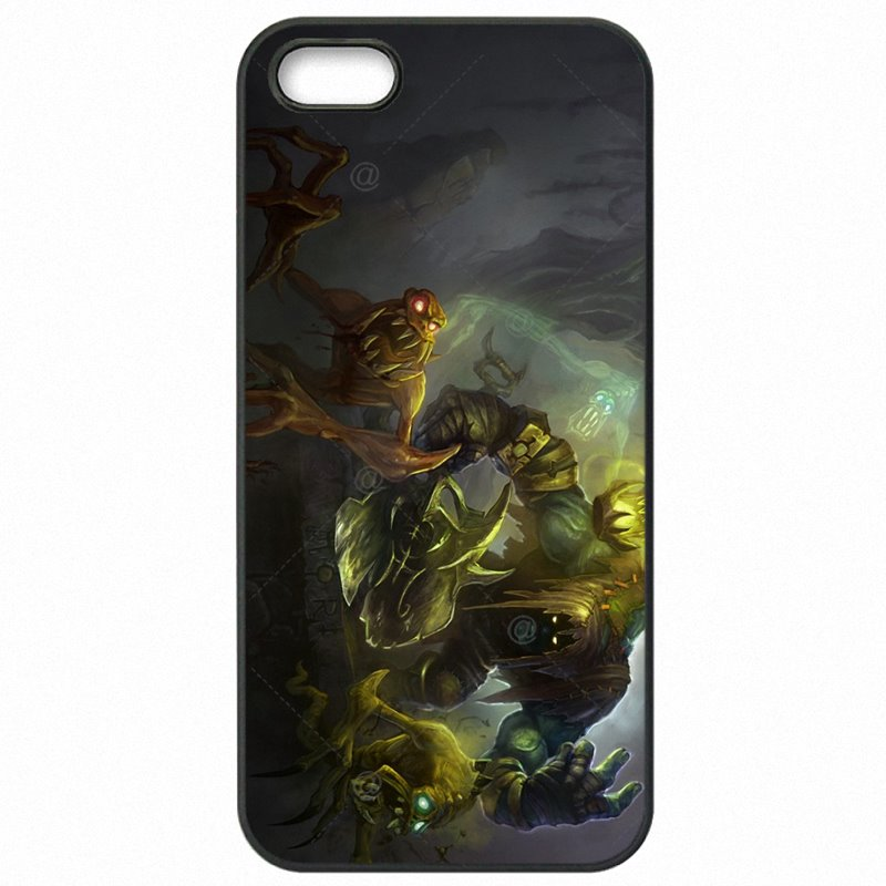 Accessories Pouches Shell For Galaxy Note Edge N915K Yorick LeeSin LOL Games Art Print Personalisation