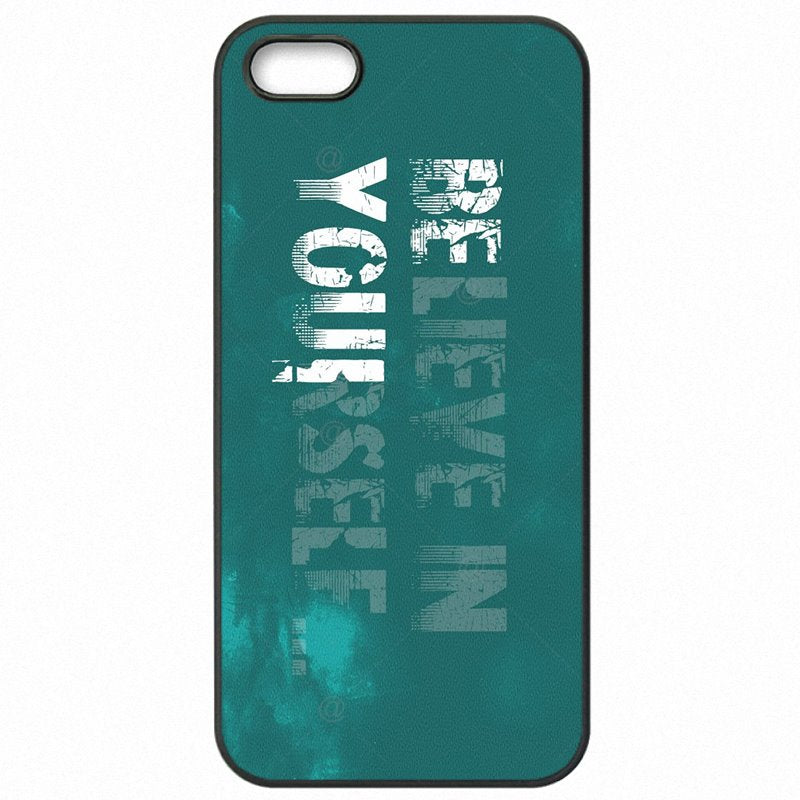 Clearance For Galaxy A5 2016 A510FD You Can Believe In Yourself Quotes Protector Phone Cover Shell