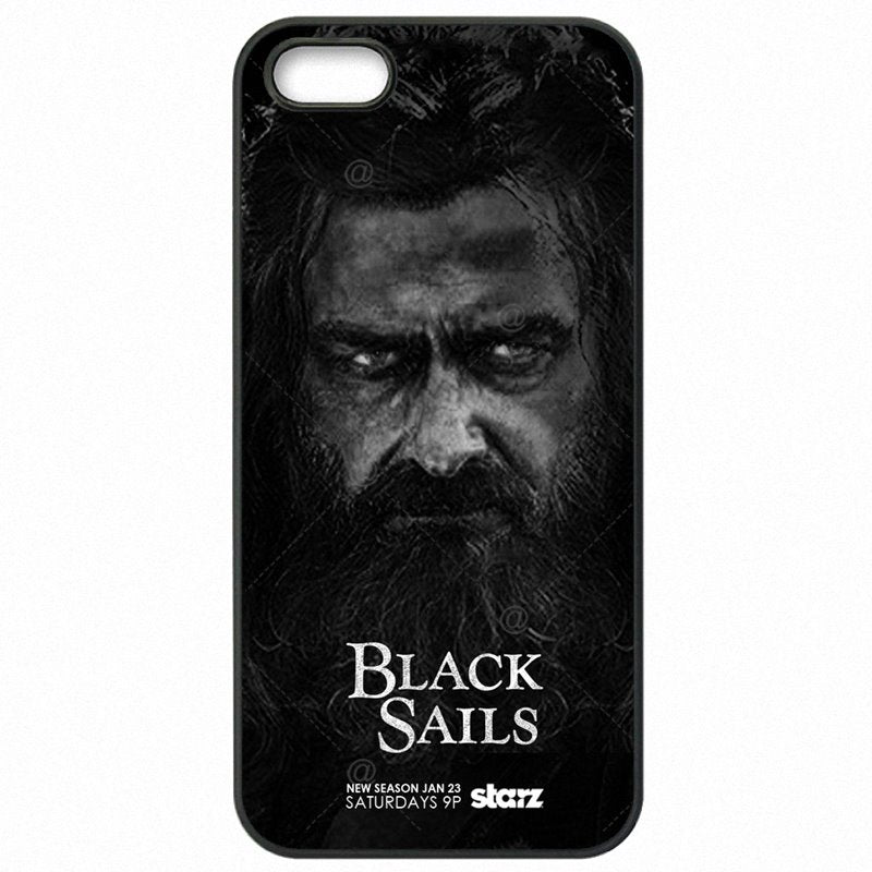 Mobile Phone Capa For Galaxy J7 2015 J7008 black sails poster Season 3 Compatible