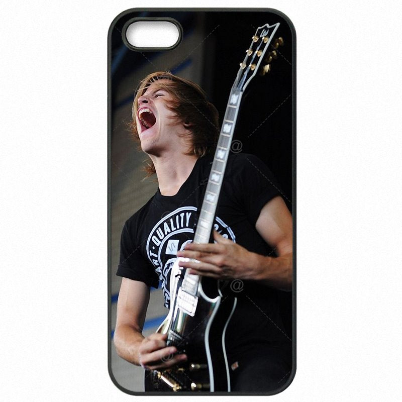 Mobile Pouch Skin Shell For Galaxy A7 2016 A710F blessthefall Craig Mabbitt Jared Warth Rock Band Greatest