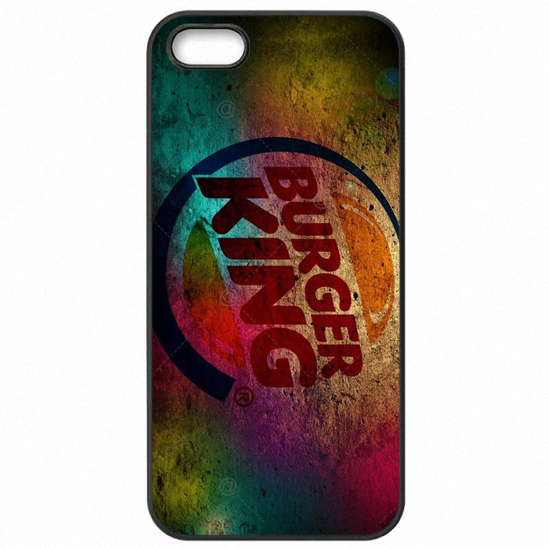Protector Phone Covers For Galaxy A7 2016 A710FD  burger king burgerking Art Poster Logo Cheapen