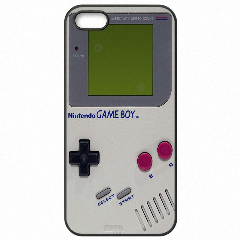 For HTC Case Hard Plastic Phone Cases cartoon Gameboy Game Boy PSP Game Box Pokemon For HTC 801E 801S 801N  Colours