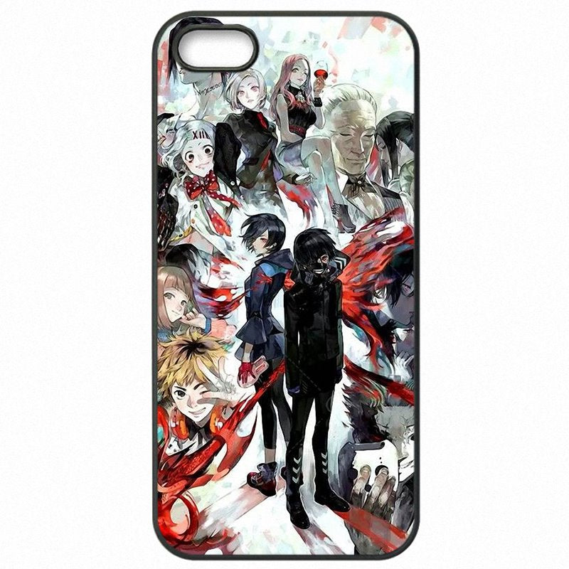 Hard Mobile Phone Shell Case cartoon anime tokyo ghoul kirishima touka Kaneki ken For Sony Z4 Compact E5663 Mall