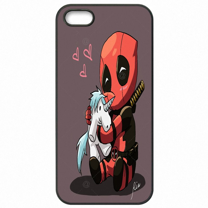 Fresh For Meizu Blue Note3 cartoon chibi dead pool Anime Print Protective Phone Cover Case