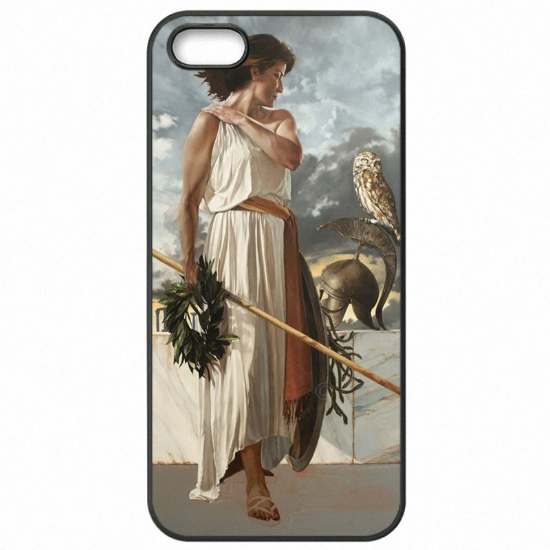 Hard Phone Skin Case daughter Zeus Athena Goddess Wisdom owl For Galaxy J7 2015 J700T Black Friday