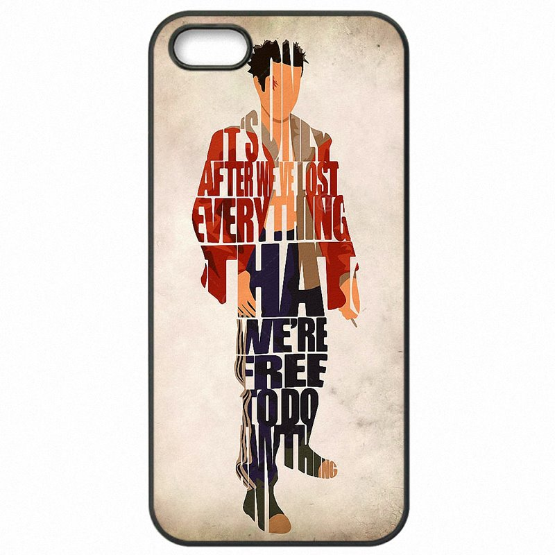 Hard Phone Accessories edward norton fight club tyler durden Art For Sony Xperia XA F3111 Worlds Nicest